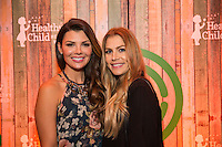 Ali Landry and Lexi Montée attend Healthy Child Healthy World's L.A. Gala on Oct. 27, 2016 (Photo by Inae Bloom/Guest of a Guest)
