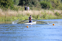 Race: 9  1x (Band 3)  Heat 1<br /> <br /> Peterborough Summer Regatta 2018 - Saturday<br /> <br /> To purchase this photo, or to see pricing information for Prints and Downloads, click the blue 'Add to Cart' button at the top-right of the page.