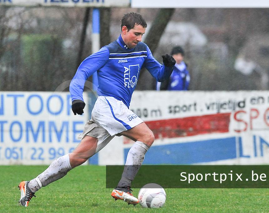 KSV De Ruiter : Clem Otte.foto VDB / BART VANDENBROUCKE