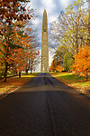 Bennington Battle Monument, Bennington, Vermont, USA