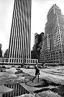 New York City. February 20th, 1969. Actress Mireille Darc was promoting the british comedy: &quot;Monte Carlo or Bust!&quot;.<br /> <br /> Mireille Darc venue &agrave; New York faire la promotion du film &ldquo;Gonfl&eacute;s &agrave; bloc&ldquo;.