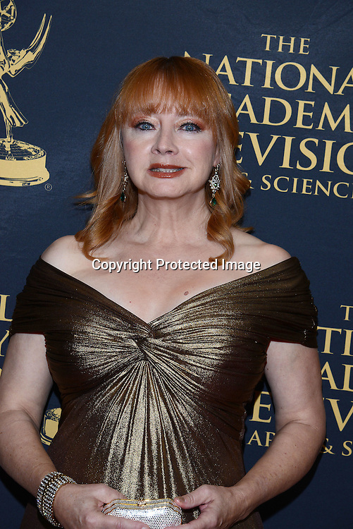 Andrea Evans attends the Creative Arts Emmy Awards on April 24, 2015 at the Universal l Hilton in Universal City,<br /> California, USA.