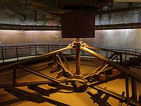 Schwerspat-Anlage, Rammelsberg, Museum und Besucherbergwerk, Goslar, Niedersachsen, Deutschland, Europa, UNESCO-Weltkulturerbe<br /> Barite processing, Rammelsberg - Museum and show mine, Goslar, Lower Saxony,, Germany, Europe, UNESCO Heritage Site