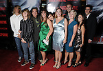 Beau Bridges and his family arriving at the premiere for Max Payne, held at Mann's  Grauman Chinese Hollywood, Ca. October 13, 2008