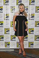 SAN DIEGO - July 22:  Natalie Alyn Lind at Comic-Con Saturday 2017 at the Comic-Con International Convention on July 22, 2017 in San Diego, CA