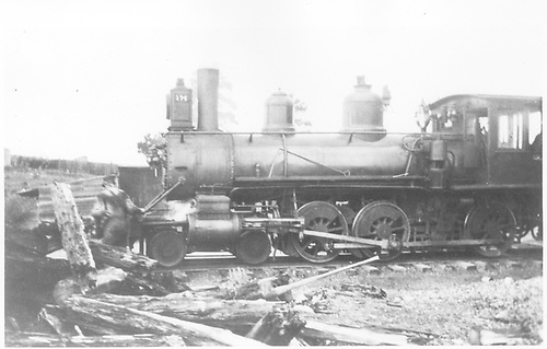 Engine #174.<br /> D&amp;RGW