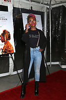 "LOS ANGELES - DEC 4:  DeWanda Wise at the ""If Beale Street Could Talk"" Screening at the ArcLight Hollywood on December 4, 2018 in Los Angeles, CA"