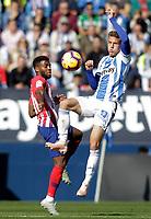 CD LEGANES v ATLETICO DE MADRID. LA LIGA 2018/2019. ROUND 11.
