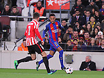 11.01.2017 Barcelona, Copa del Rey 1/8 Finals. Picture show Neymar in action during game between FC Barcelona against Athelic at Camp Nou