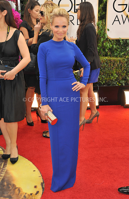 WWW.ACEPIXS.COM<br /> <br /> Janaury 12 2014, LA<br /> <br /> Kristin Chenoweth arriving at the 71st Annual Golden Globe Awards held at The Beverly Hilton Hotel on January 12, 2014 in Beverly Hills, California.<br /> <br /> By Line: Peter West/ACE Pictures<br /> <br /> <br /> ACE Pictures, Inc.<br /> tel: 646 769 0430<br /> Email: info@acepixs.com<br /> www.acepixs.com