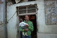 Palestinian Refugee Camp in Shatila, Lebanon