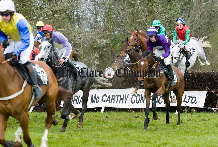 Point to point dromoland
