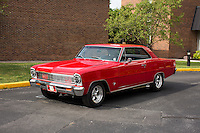 1966 Cruiser Class (#140.2C) – 1966 Chevrolet Nova Super Sport registered to Pee Wee Smith is pictured during 4th State Representative Chevy Show on Saturday, July 2, 2016, in Fort Wayne, Indiana. (Photo by James Brosher)