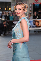 "Laura Carmichael<br /> at the London Film Festival premiere for ""A United Kingdom"" at the Odeon Leicester Square, London.<br /> <br /> <br /> ©Ash Knotek  D3160  05/10/2016"