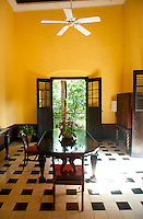 Hacienda, boutique hotel, Uayamon, Campeche, Mexico