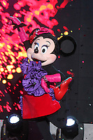 NEW YORK, NY - NOVEMBER 14: Minnie Mouse at the Electric Holiday unveiling at Barney's New York in New York City. November 14, 2012, Credit RW/MediaPunch Inc. /NortePhoto