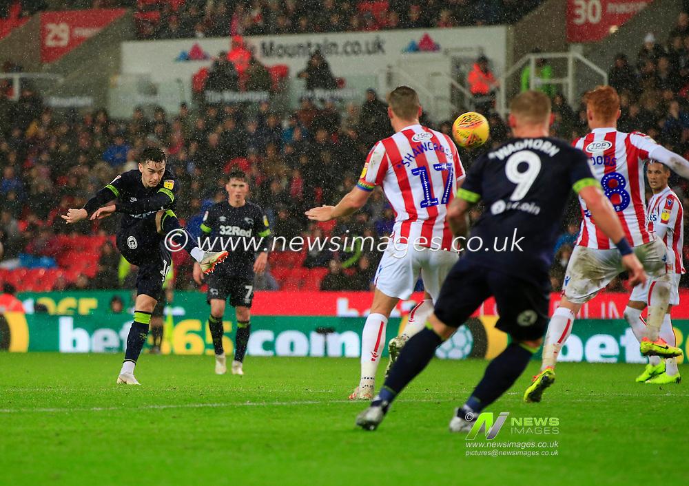 Sky Bet Championship Stoke City v Derby County | News Images