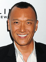 NEW YORK CITY, NY, USA - SEPTEMBER 05: Joe Zee arrives at the 2nd Annual Fashion Media Awards held at the Park Hyatt on September 5, 2014 in New York City, New York, United States. (Photo by Celebrity Monitor)