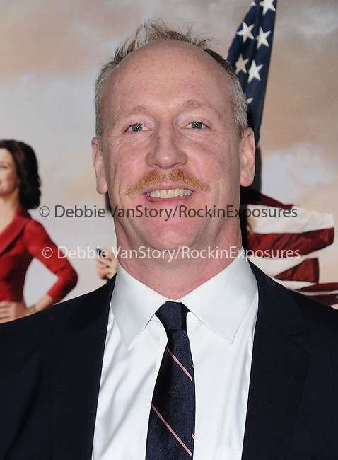 Matt Walsh attends The Los Angeles Premiere for the third season of HBO's series VEEP held at Paramount Studios in Hollywood, California on March 24,2014                                                                               © 2014 Hollywood Press Agency