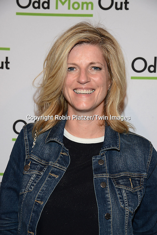 Lucy Sykes Rellie attends the &quot;Odd Mom Out&quot; Screening, which is Bravo's first scripted half-hour comedy from Jill Kargman,  on June 3, 2015 at Florence Gould Hall in New York City, New York, USA.<br /> <br /> photo by Robin Platzer/Twin Images<br />  <br /> phone number 212-935-0770