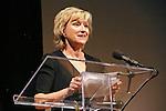 Tina Brown speaks at the John Jay Justice Award ceremony, April 5 2011.