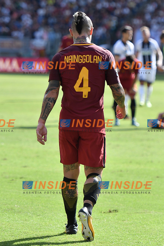 Radja Nainggolan Roma <br /> Roma 23-09-2017 Stadio Olimpico Calcio Serie A 2017/2018 AS Roma - Udinese Foto Andrea Staccioli / Insidefoto