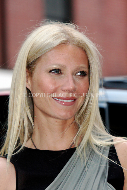 WWW.ACEPIXS.COM . . . . .  ....June 15 2011, New York City....Gwyneth Paltrow arriving at the 3rd annual Bent on Learning benefit at the Urban Zen Center At Stephan Weiss Studio on June 15, 2011 in New York City.....Please byline: NANCY RIVERA- ACEPIXS.COM.... *** ***..Ace Pictures, Inc:  ..Tel: 646 769 0430..e-mail: info@acepixs.com..web: http://www.acepixs.com