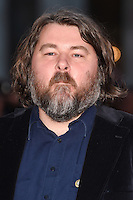 "directoir, Ben Wheatley<br /> at the London Film Festival 2016 premiere of ""Free Fire at the Odeon Leicester Square, London.<br /> <br /> <br /> ©Ash Knotek  D3182  16/10/2016"