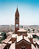 ERITREA, Asmara, the Latin Cathedral on Liberation Avenue