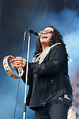 Aug 01, 2010: THE CULT - Sonisphere Day 3 - Knebworth UK