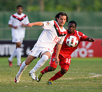 Panama U-17 Men vs Canada, February 25, 2011