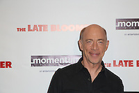 LOS ANGELES, CA - OCTOBER 03: BJ. K. Simmons attends the premiere of Momentum Pictures' 'The Late Bloomer' at iPic Theaters on October 3, 2016 in Los Angeles, California. (Credit: Parisa Afsahi/MediaPunch).