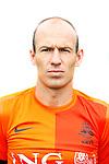 Nederland, Hoenderloo, 31 mei 2012.Persdag Nederlands Elftal.Arjen Robben van Nederland
