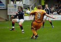 11/03/2006         Copyright Pic: James Stewart.File Name : sct_jspa12_motherwell_v_falkirk.RICHIE FORAN SCORES THE SECOND FOR MOTHERWELL....Payments to :.James Stewart Photo Agency 19 Carronlea Drive, Falkirk. FK2 8DN      Vat Reg No. 607 6932 25.Office     : +44 (0)1324 570906     .Mobile   : +44 (0)7721 416997.Fax         : +44 (0)1324 570906.E-mail  :  jim@jspa.co.uk.If you require further information then contact Jim Stewart on any of the numbers above.........