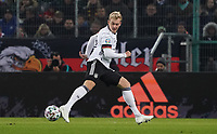 Julian Brandt (Deutschland Germany) - 16.11.2019: Deutschland vs. Weißrussland, Borussia Park Mönchengladbach, EM-Qualifikation DISCLAIMER: DFB regulations prohibit any use of photographs as image sequences and/or quasi-video.