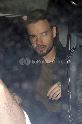 Liam Payne is pictured arriving at Annabels Club for Drake's Scorpion Release Party in London.<br /> <br /> JULY 10th 2018<br /> <br /> REF: MNI 182531 _<br /> Credit: Matrix/MediaPunch ***FOR USA ONLY***