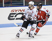Wade MacLeod (Northeastern - 19) and Chase Polacek (RPI - 21) are the leading returning scorers from their teams. - The visiting Rensselaer Polytechnic Institute Engineers tied their host, the Northeastern University Huskies, 2-2 (OT) on Friday, October 15, 2010, at Matthews Arena in Boston, MA.