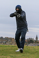 Andy Sullivan (ENG) on the 15th during round 4 of the Alfred Dunhill Links Championship at Old Course St. Andrew's, Fife, Scotland. 07/10/2018.<br /> Picture Thos Caffrey / Golffile.ie<br /> <br /> All photo usage must carry mandatory copyright credit (&copy; Golffile | Thos Caffrey)