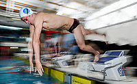 Zac Reid in action during the Swimming New Zealand Short Course Championships,Owen G Glenn National Aquatic Centre, Auckland, New Zealand, Saturday October 2017. Photo: Simon Watts/www.bwmedia.co.nz