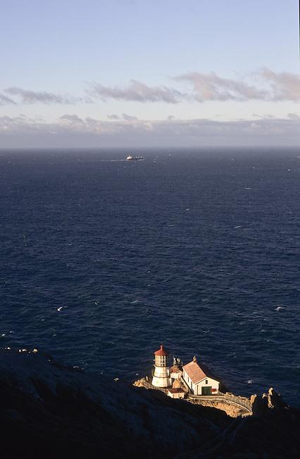 Sunrise at Point Reyes Lighthouse