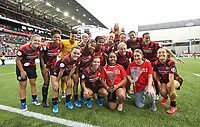 Portland, OR - Sunday, August 11, 2019: Portland Thorns vs North Carolina Courage at Providence Park.