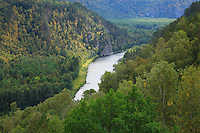 Bashkortostan is a region of mountains, immense steppes, verdant forests and valleys. It counts 600 rivers and 800 lakes.