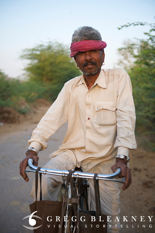 Day laborer - Borkhandi, India