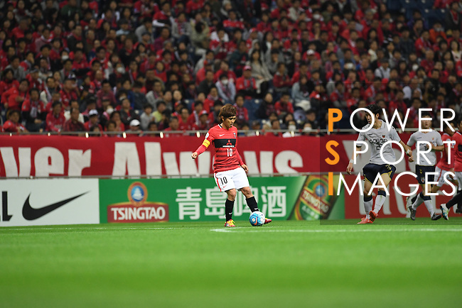 URAWA RED DIAMONDS (JPN) vs POHANG STEELERS (KOR) during the 2016 AFC Champions League Group H Match Day 6 match on 03 May 2016 in Saitama, Japan.