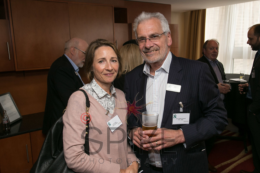 Helen Taylor of Hosta Consulting and John Collins of PCA Adler