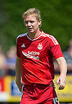 Aberdeen v St Johnstone...28.06.15  Glebe Park, Brechin..Pre-Season Friendly<br /> Barry Robson<br /> Picture by Graeme Hart.<br /> Copyright Perthshire Picture Agency<br /> Tel: 01738 623350  Mobile: 07990 594431