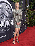 Anna Faris attends The Universal Pictures World Premiere of Jurassic World held at The Dolby Theatre  in Hollywood, California on June 09,2015                                                                               © 2015 Hollywood Press Agency