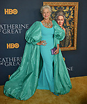 "a_Helen Mirren 048 attends the Los Angeles Premiere Of The New HBO Limited Series ""Catherine The Great"" at The Billy Wilder Theater at the Hammer Museum on October 17, 2019 in Los Angeles, California."