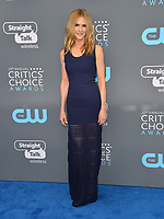 Holly Hunter at the 23rd Annual Critics' Choice Awards at Barker Hangar, Santa Monica, USA 11 Jan. 2018<br /> Picture: Paul Smith/Featureflash/SilverHub 0208 004 5359 sales@silverhubmedia.com