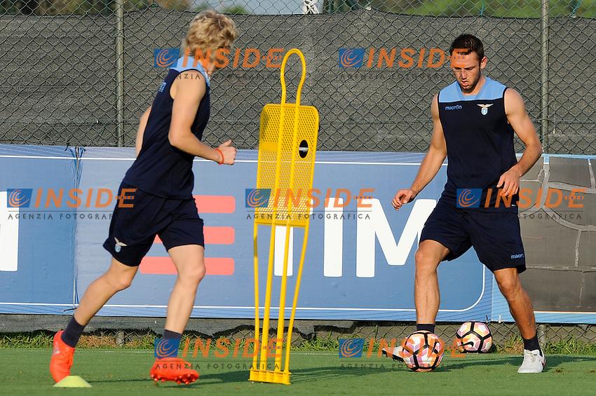 Stefan De Vrij<br /> 26-07-2016 Roma<br /> Allenamento Lazio a Formello<br /> SS Lazio traning day<br /> @ Marco Rosi / Fotonotizia / Insidefoto